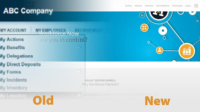 User Interface Refresh