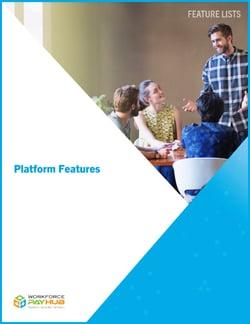 Michigan HCM Platform Features List