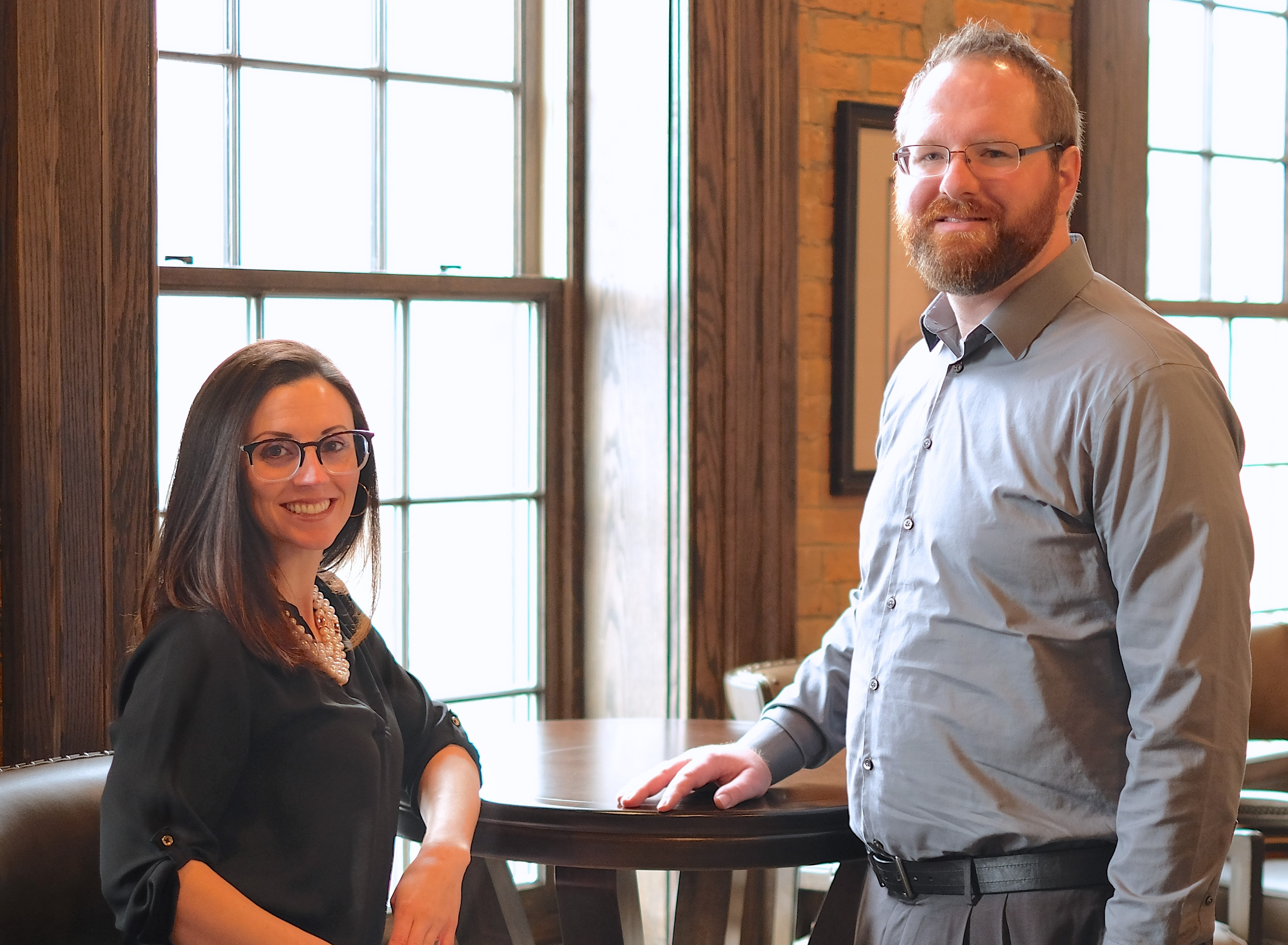 Eric & Chilah provide Michigan HR consulting services